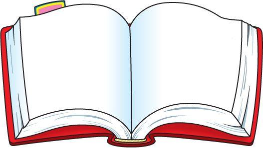 Best Open Book Clipart #17940.