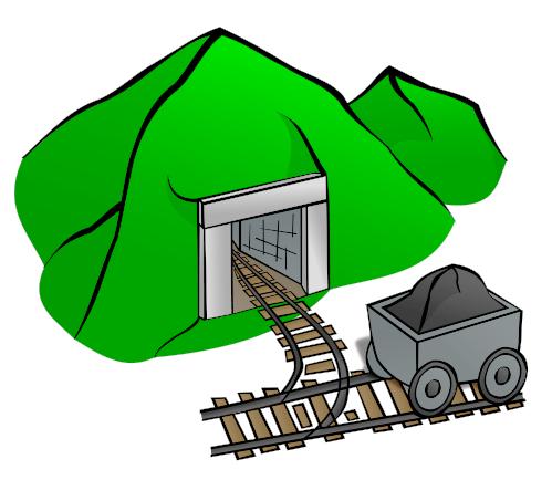 Mining clipart free.