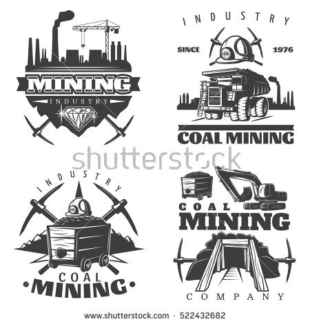 Coal Miner Stock Photos, Royalty.
