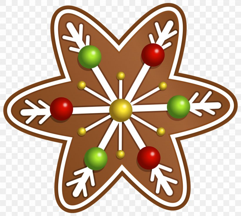 Christmas Cookie Clip Art, PNG, 6169x5523px, Frosting Icing.