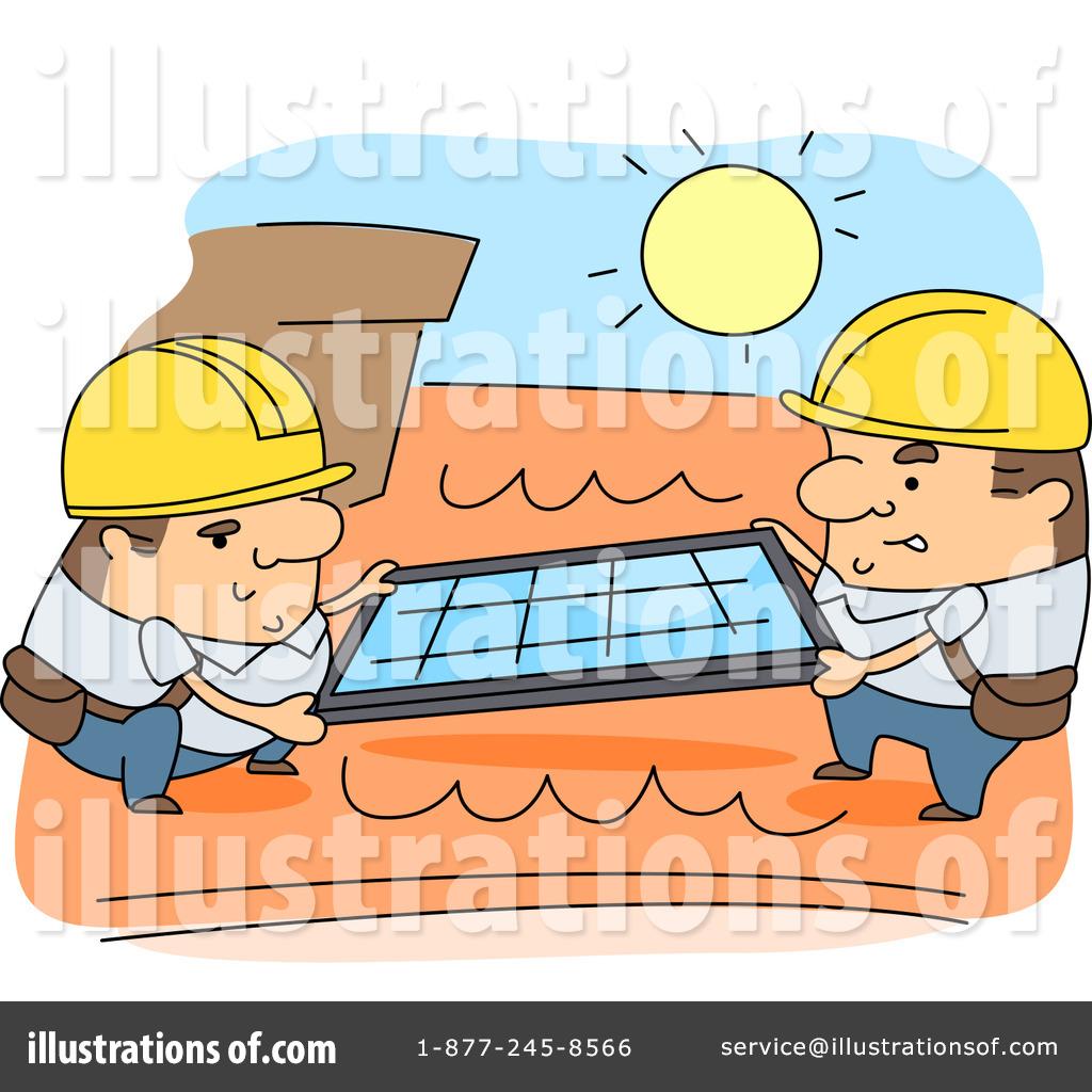 Solar Panel Clipart #1059407.