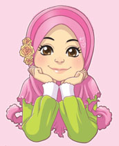 Ana muslim clipart 9 » Clipart Station.