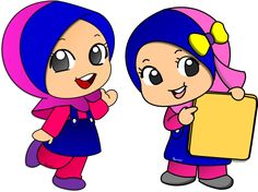 Ana muslim clipart 5 » Clipart Station.