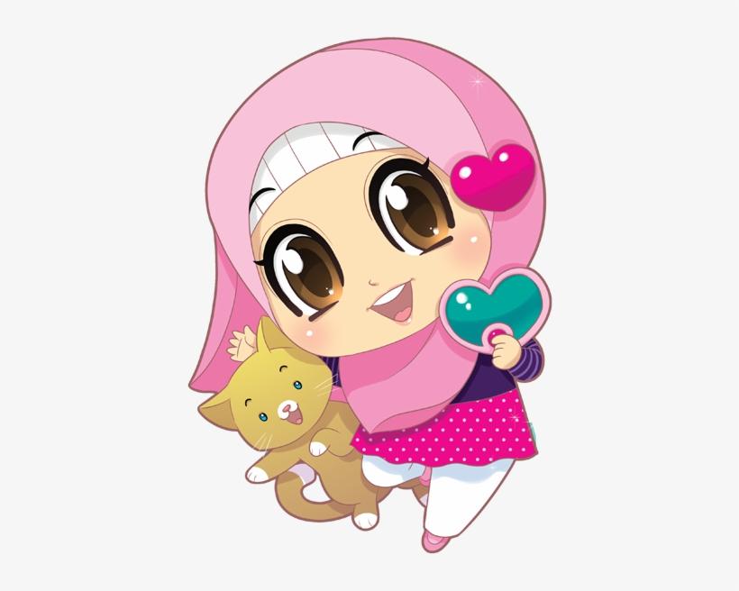 Ana Muslim Clipart.