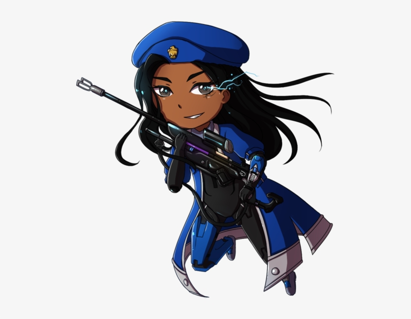 Ana Overwatch PNG Images.