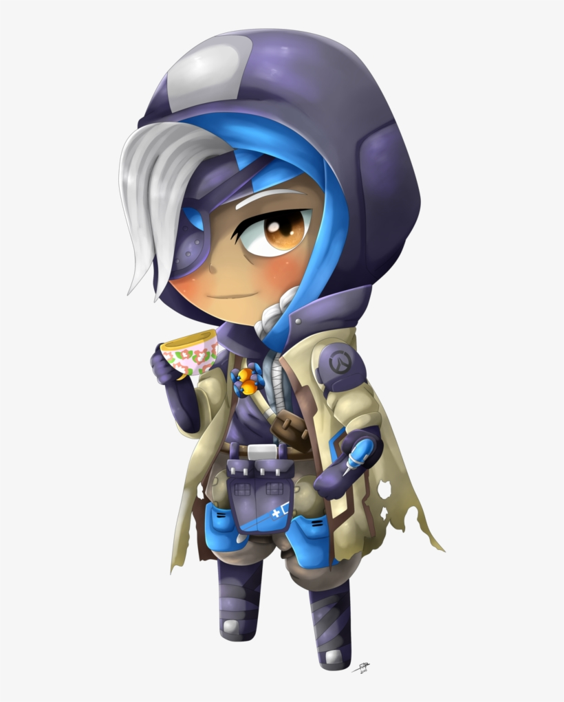 Ana Overwatch Png.
