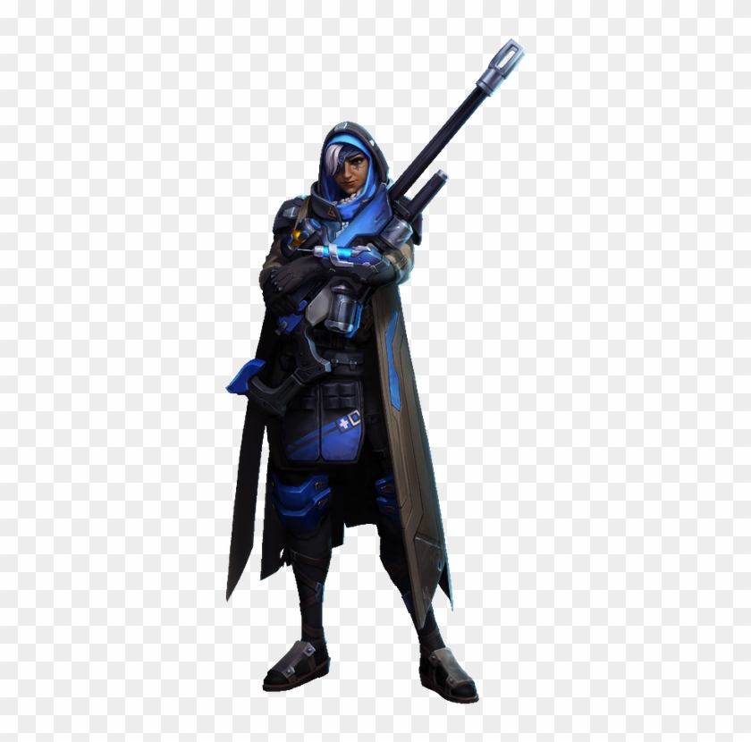 Ana's Abilities In Overwatch Seem Like They Will Make.