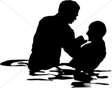 Baptism cliparts.