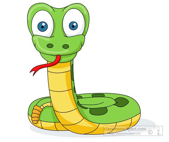 Green venom snake clipart transparent.