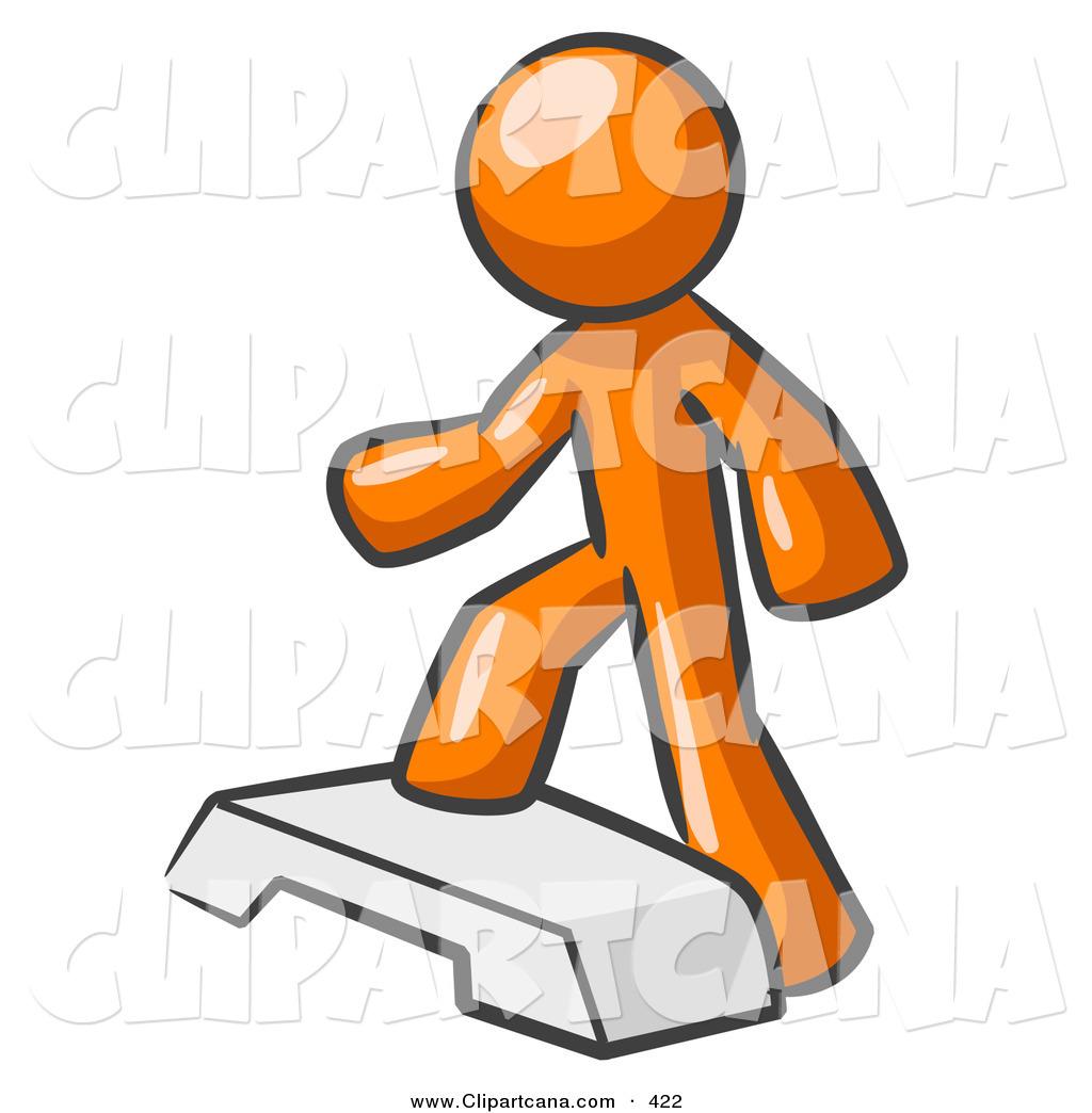 Anaerobic Exercise Clip Art.