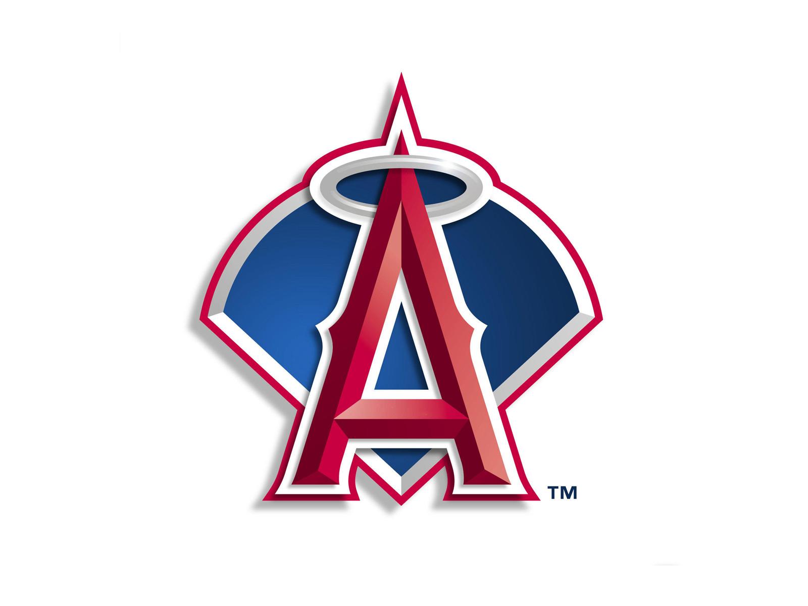 Anaheim Angels Logo.