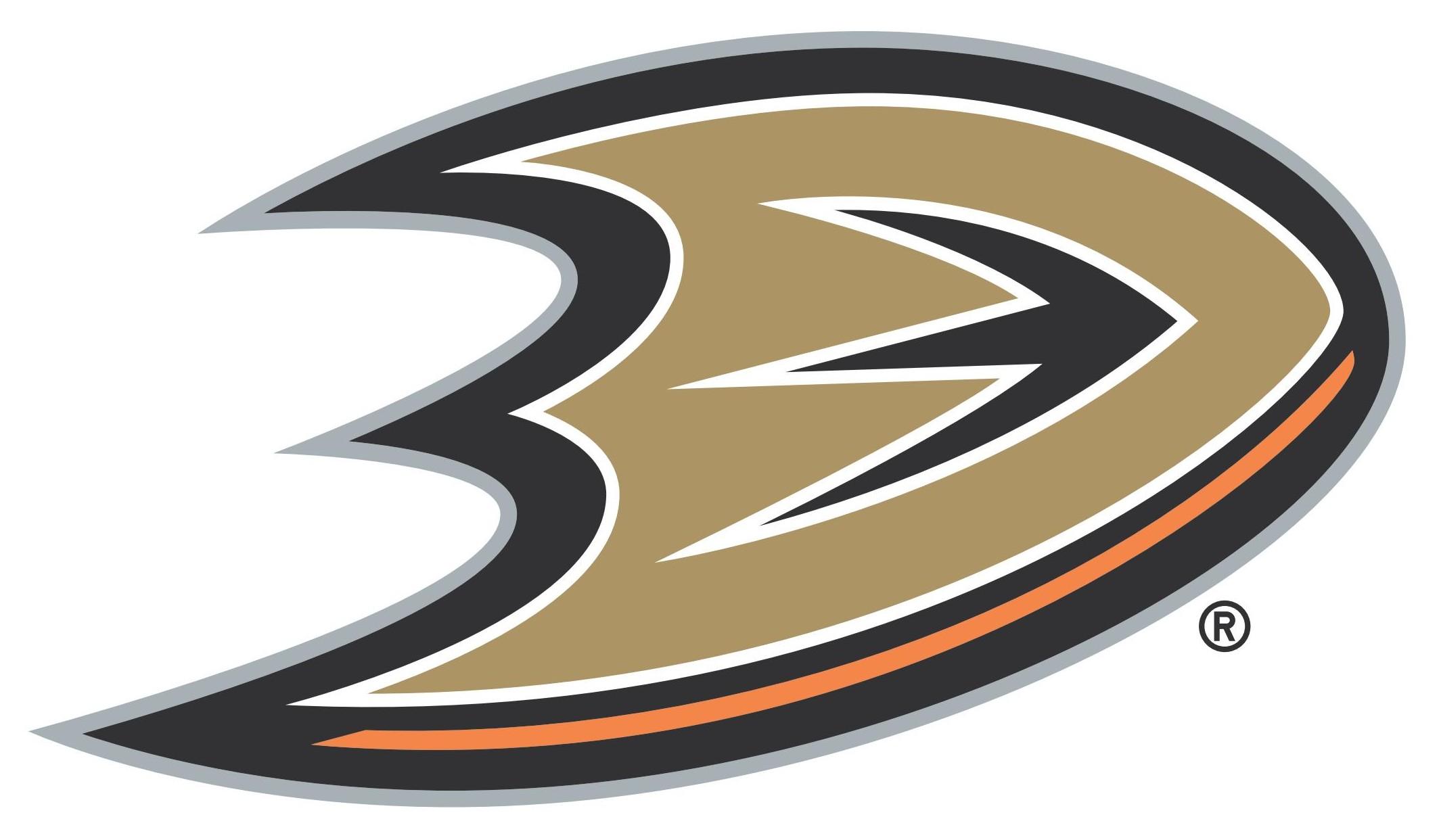 Anaheim ducks clipart.