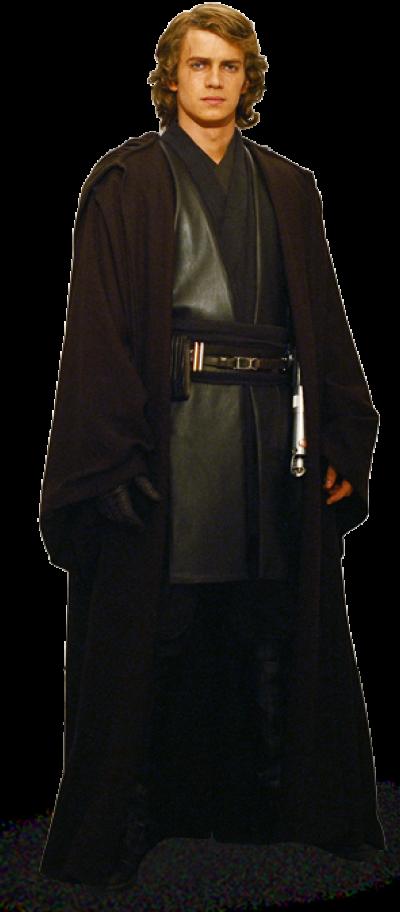 Anakin skywalker PNG.