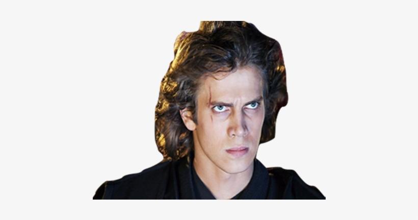 Sticker Jvc Anakin Skywalker Star Wars.