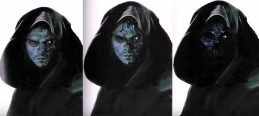 How Anakin Skywalker will fit into the Last Jedi.