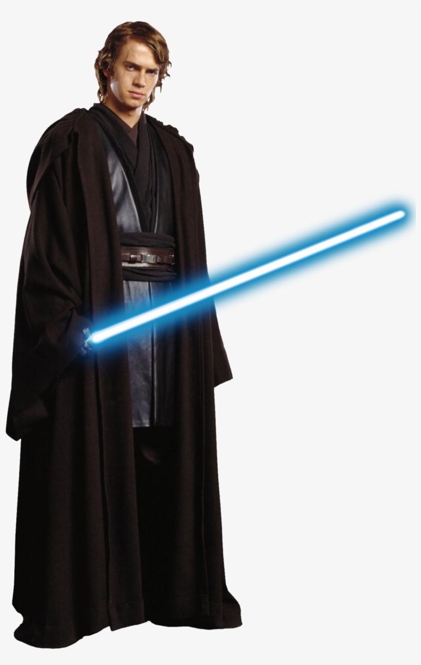 Star Wars Anakin Skywalker Jedi Knight.