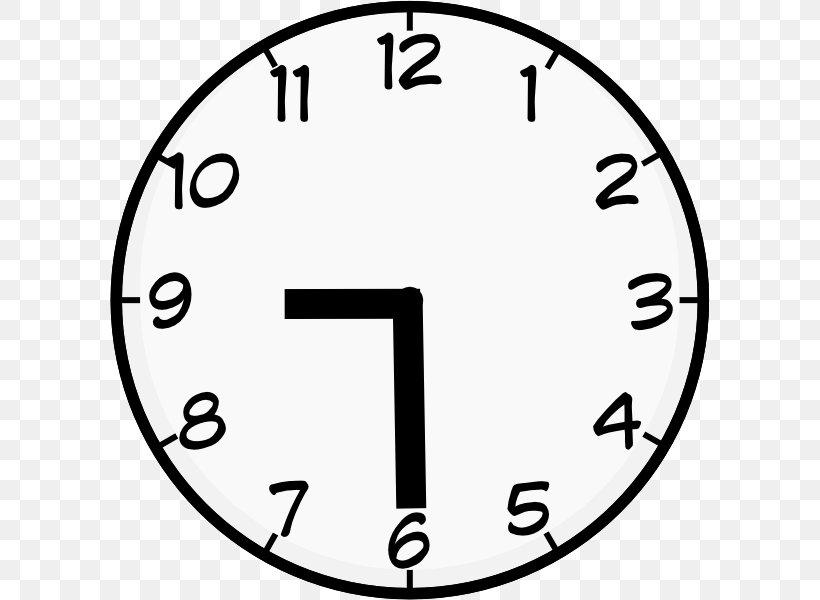 Clock Face Digital Clock Analog Signal Clip Art, PNG.