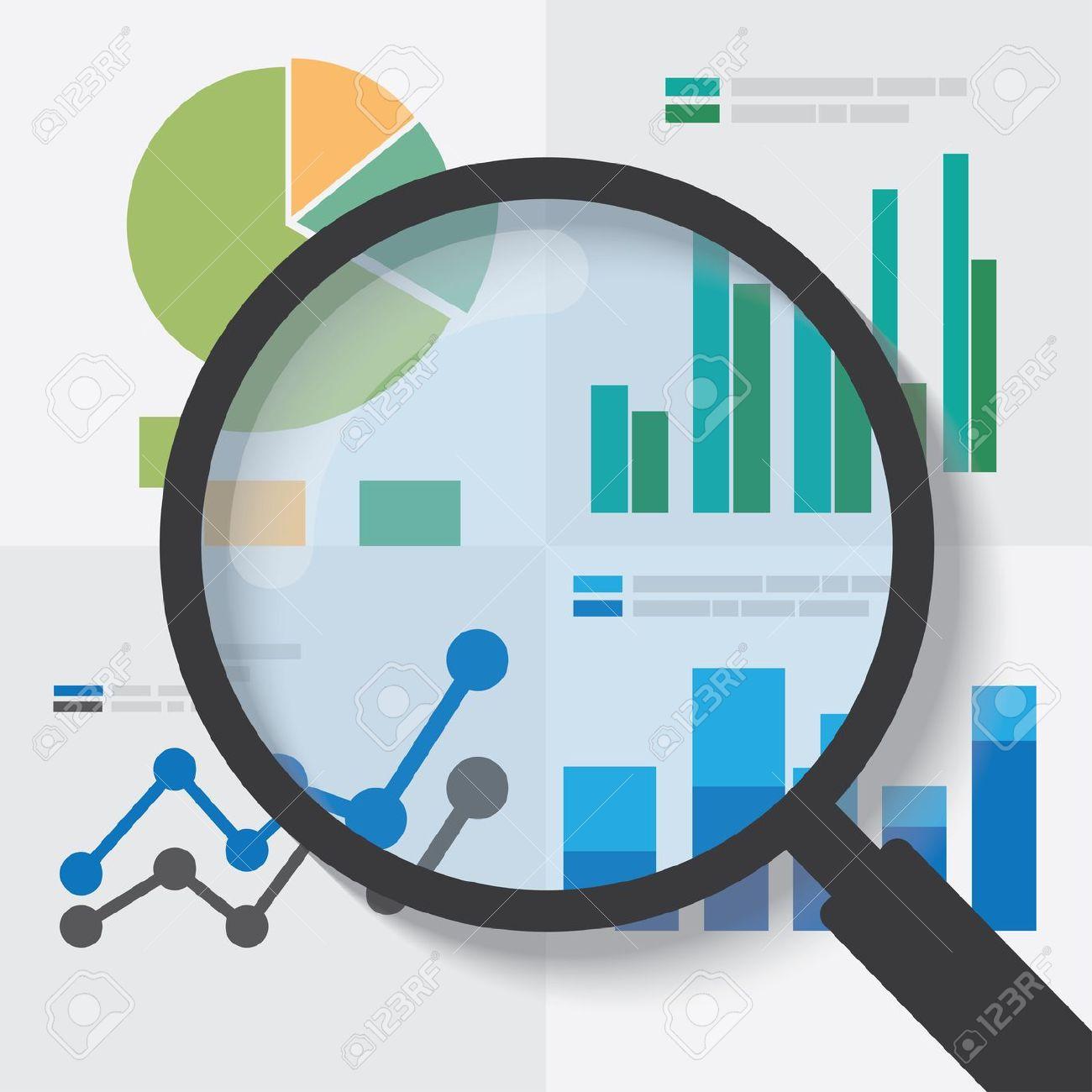 Data analysis clipart free.