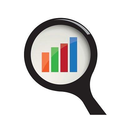 Analysis Icon premium clipart.