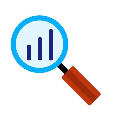 Vector Analysis Icon.