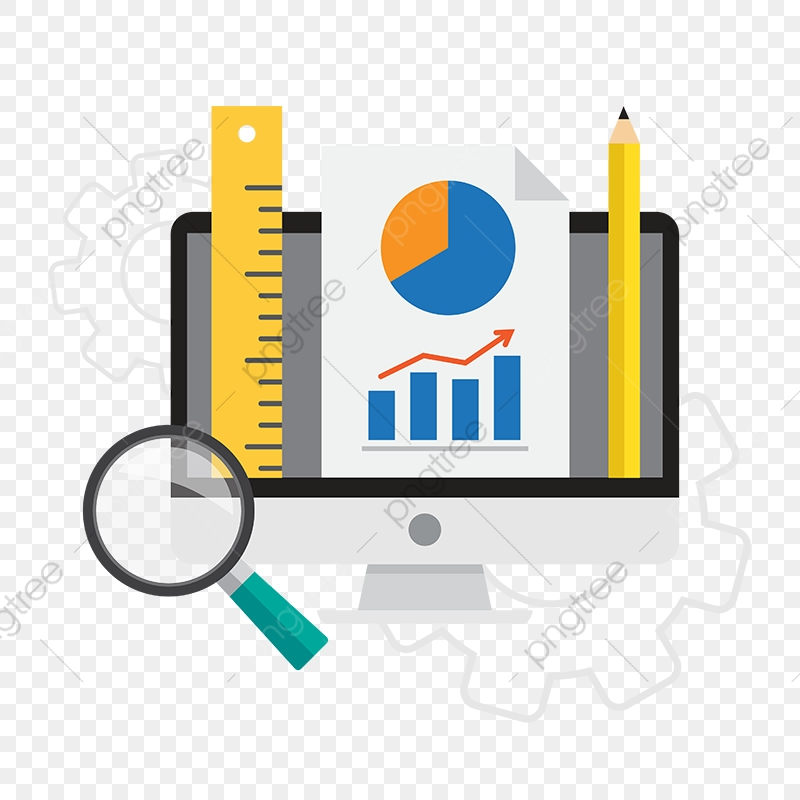 Icon Business Analysis In Vectors, Analytics, Background, Business.