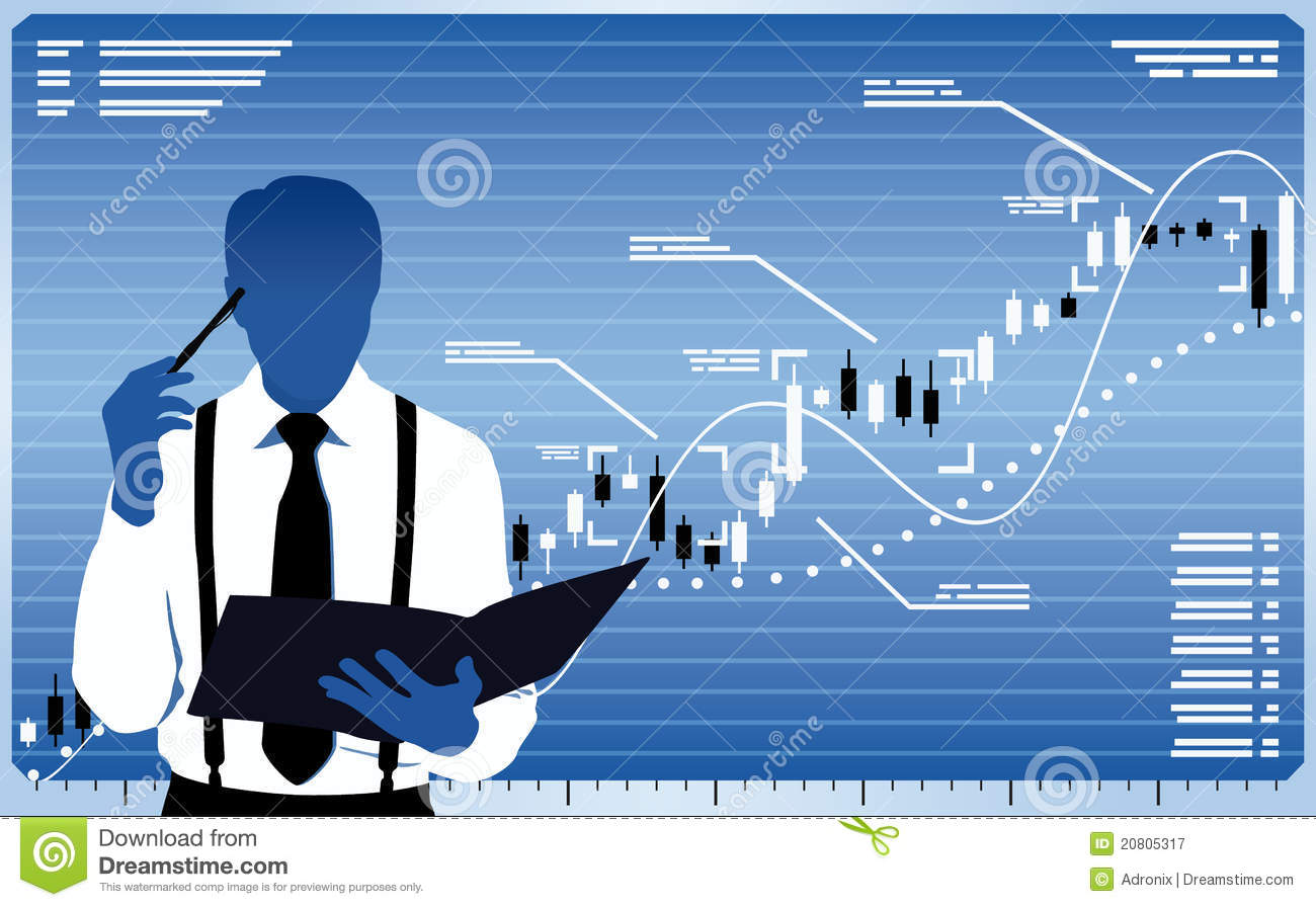 Business Analyst Clipart.