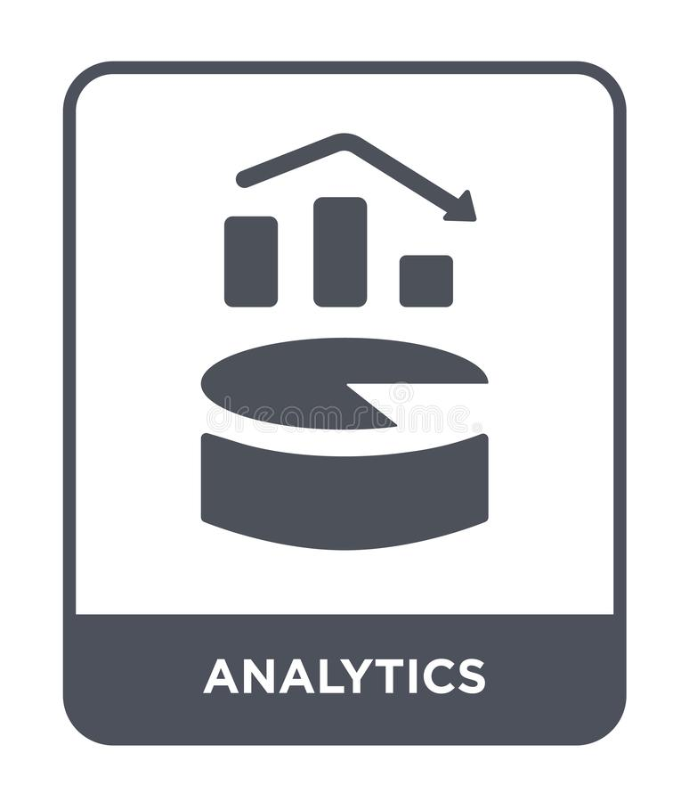 Analytics Stock Illustrations.