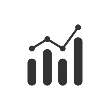 Analytics Icon Png, Vector, PSD, and Clipart With Transparent.