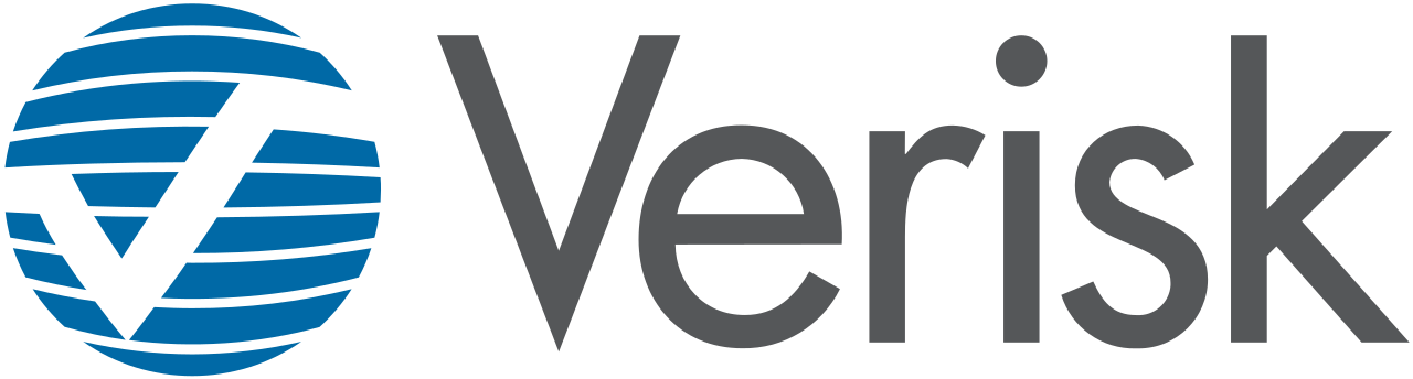 Verisk Analytics Logo.