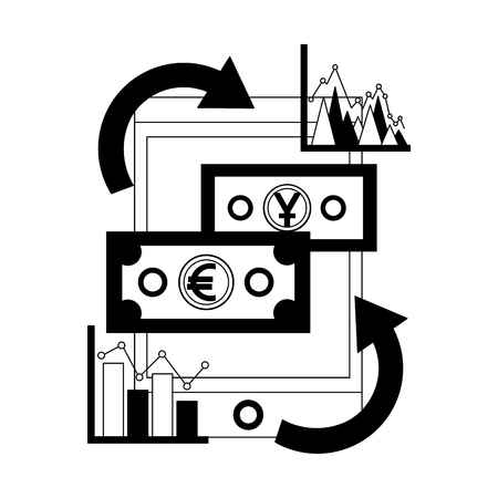 74 Analyzing Yen Stock Vector Illustration And Royalty Free.