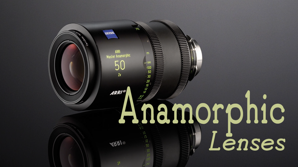 Anamorphic Lenses: The Key to Widescreen Cinematic Imagery.