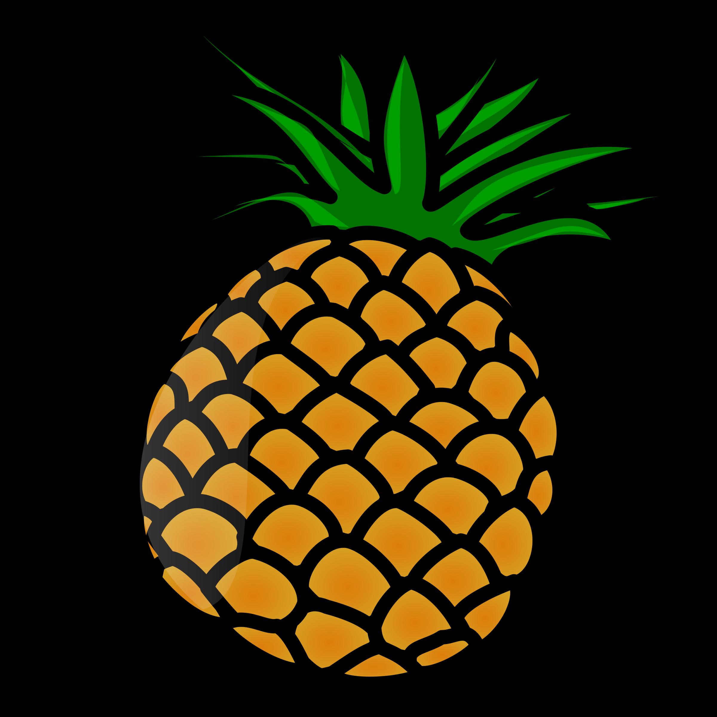 Ananas clipart.