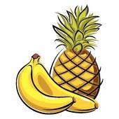 Ananas Clip Art.