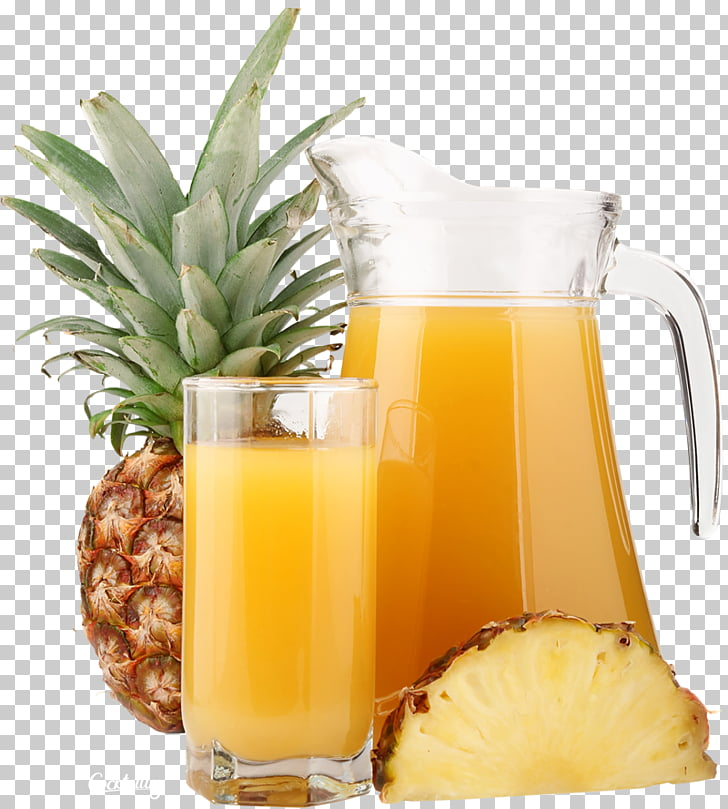 Orange juice Must Pineapple Jus d\'ananas, Pineapple JUICE.