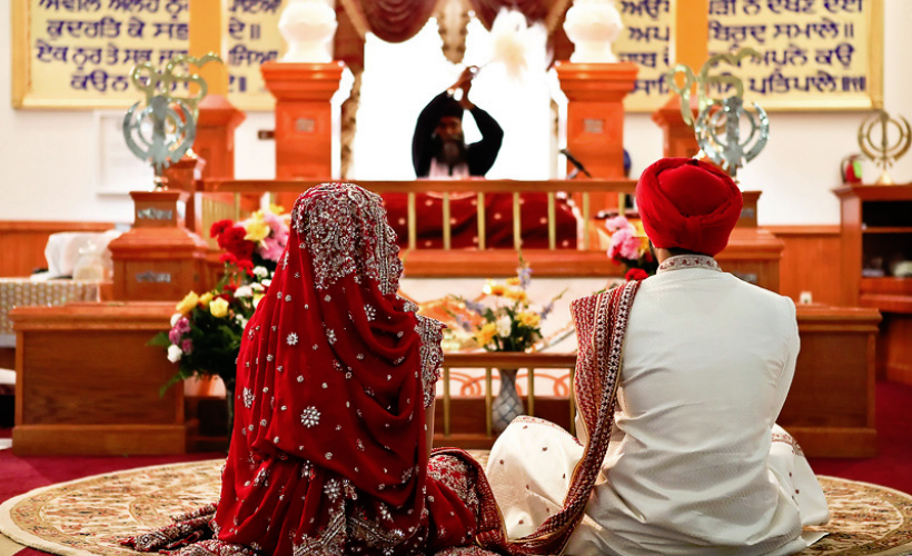 The Anand Karaj and the Lavan.