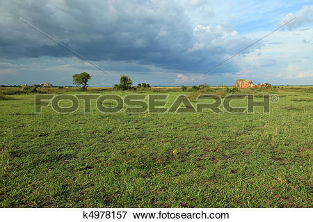 Picture of Meadow at Lake Anapa.