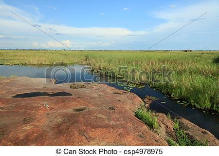 Stock Images of Lake Landscape.