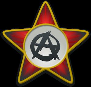 Anarchist Star Clip Art at Clker.com.