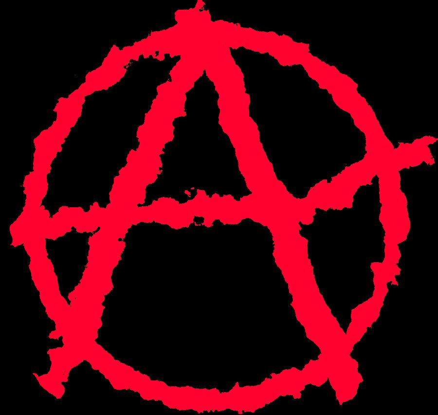 Anarchism SVG Vector file, vector clip art svg file.