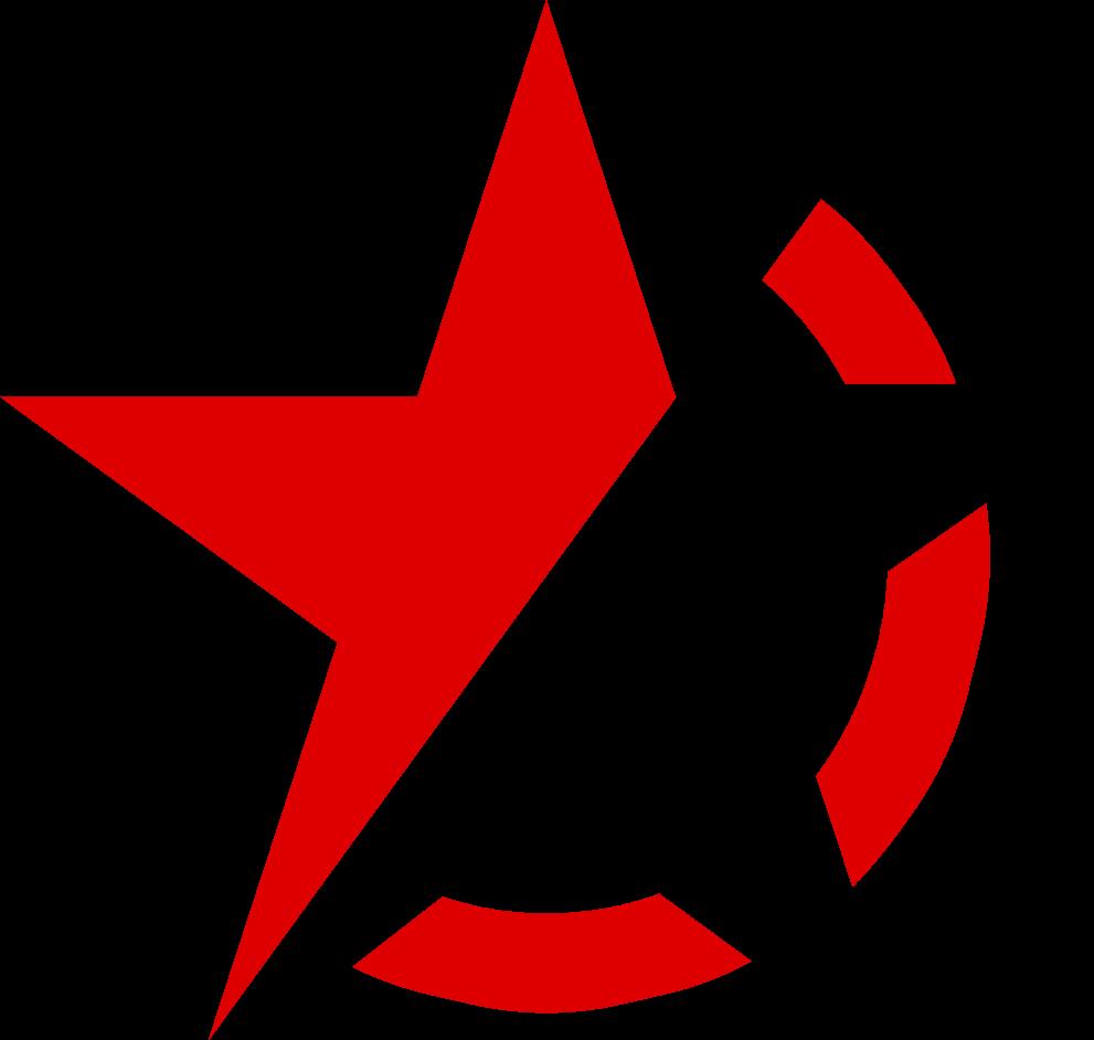 anarchist star clipart clipground