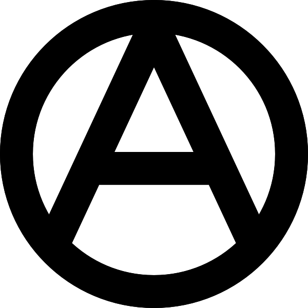 Anarchy Symbol Clip Art at Clker.com.