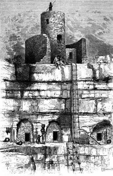 Anasazi Clipart.