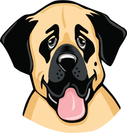 Anatolian Shepherd Dog Clip Art, Vector Images & Illustrations.