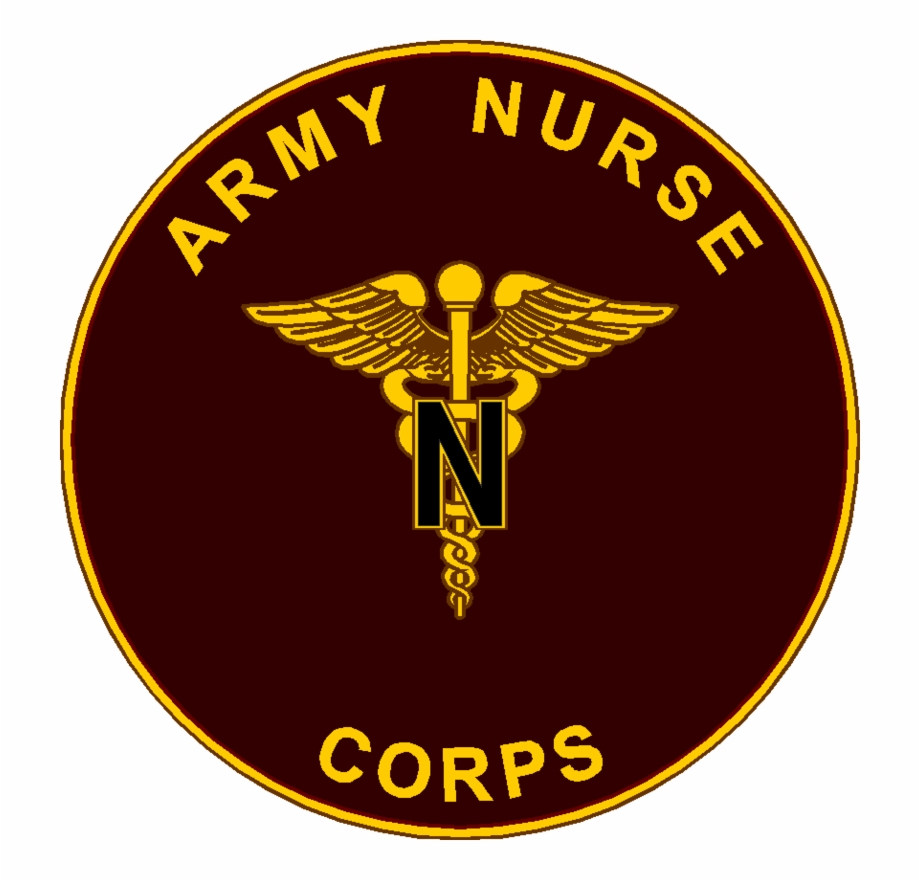 Ancplaque Us Army Nurse Corps Logo.