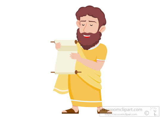 Ancient Greece People Clipart.