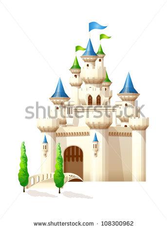 Fairy Castle Stock Photos, Royalty.