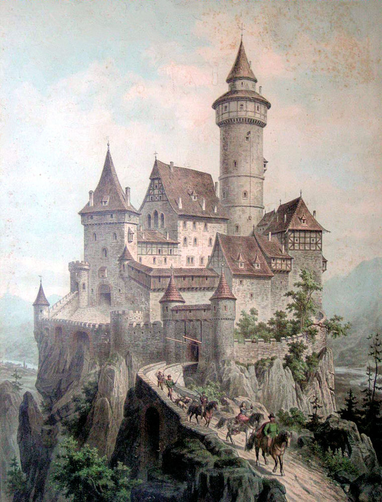 1000+ images about Towns, Keeps & Castle on Pinterest.