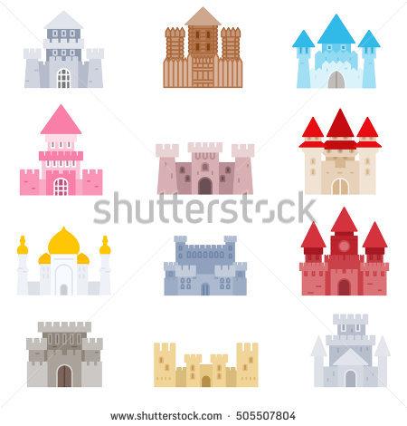Castle Stock Photos, Royalty.