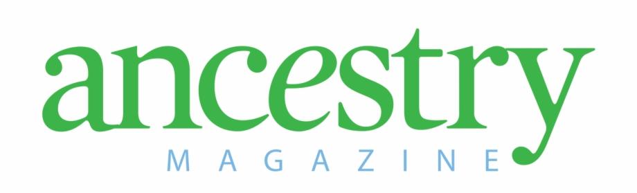 Ancestry Magazine Logo.