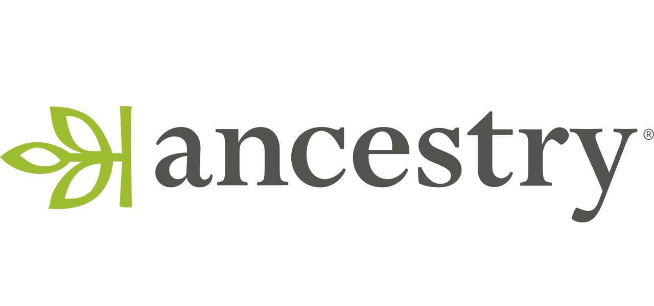 14. Ancestry Logo.